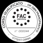 Certificazione FAC